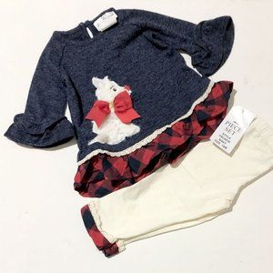 Brand new with tags Rare Edition 2 piece girls set